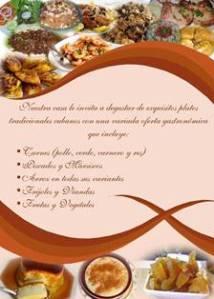 propuestas gastronomicas